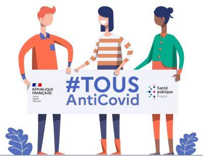 Tous anti-covid : la nouvelle application pour lutter contre le virus