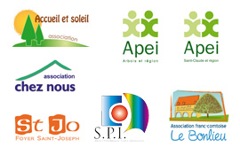 Associations membres qui composent Juralliance